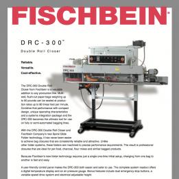 Fischbein brochure DRC-300