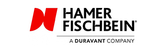 Logo of Hamer Fischbein - A Duravant Company