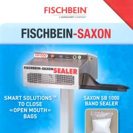 Fischbein-SAXON PDF brochure sealer SB1000