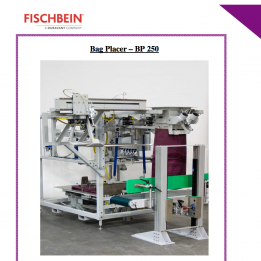 Fischbein brochure bag placer 250