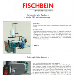 Fischbein brochure mini system FTS