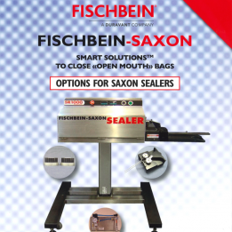 Fischbein-SAXON brochure options
