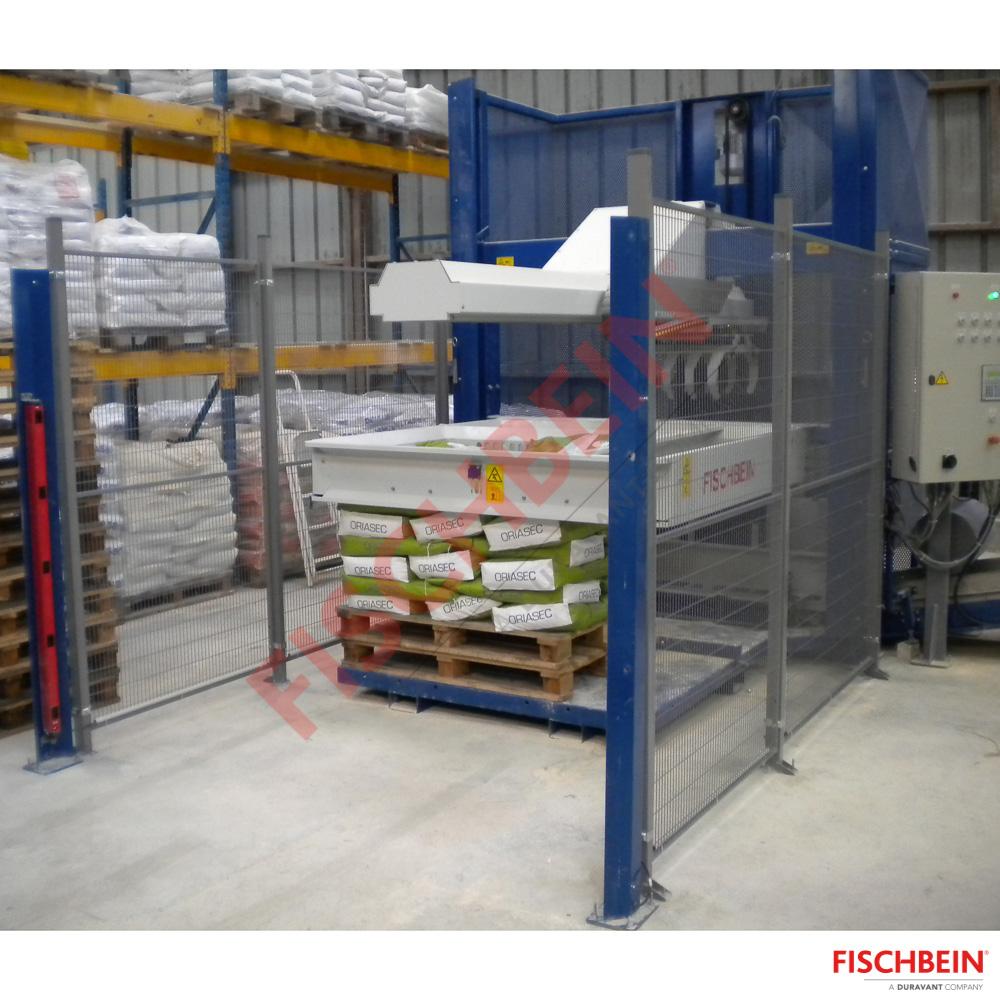 Robot Palletizer - Fischbein P500