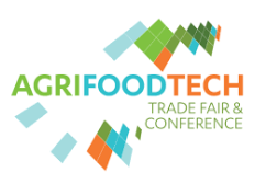 AgrifoodTech, Trade Fair & Conference